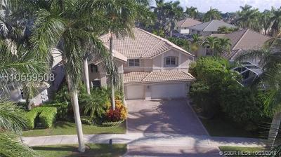 Weston Single Family Home For Sale: 2476 Quail Roost Dr