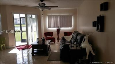 Pembroke Pines Condo/Townhouse For Sale: 901 SW 141st Ave #111M