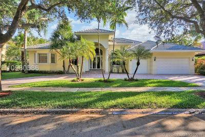 Fort Lauderdale Single Family Home Active Under Contract: 3336 Hollywood Oaks Dr