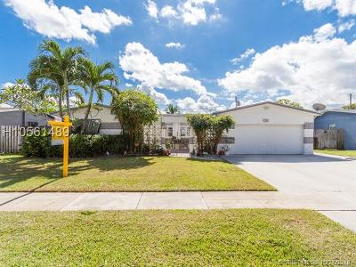 Cooper City Single Family Home Active With Contract: 9360 SW 55th Ct