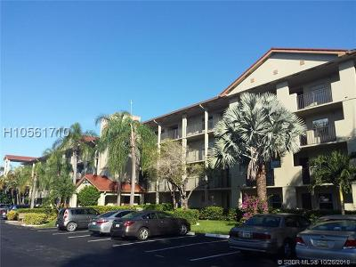 Pembroke Pines Condo/Townhouse For Sale: 13101 SW 15th Ct #108R