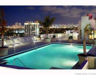 Hollywood Condo/Townhouse For Sale: 1830 Radius Dr #516