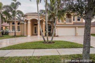 Miramar Single Family Home For Sale: 18890 SW 24th St