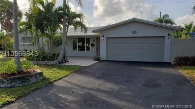 Fort Lauderdale FL Single Family Home For Sale: $429,000
