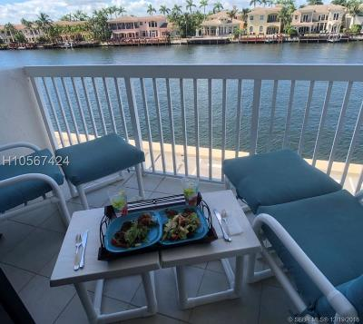 Hollywood Condo/Townhouse For Sale: 1500 S Ocean Dr #3-E