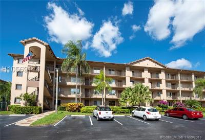 Pembroke Pines Condo/Townhouse For Sale: 12651 SW 16th Ct #201B