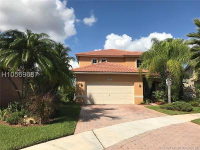 Pembroke Pines Single Family Home For Sale: 20542 SW 2nd St