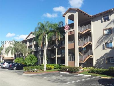 Pembroke Pines Condo/Townhouse For Sale: 801 SW 138th Ave #311E