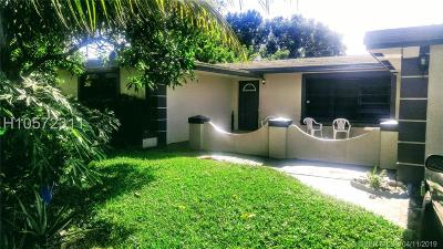Fort Lauderdale Single Family Home For Sale: 1051 Tennessee Ave