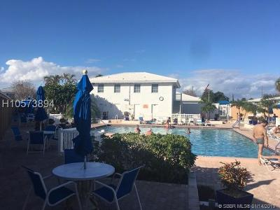Fort Lauderdale FL Condo/Townhouse For Sale: $139,900