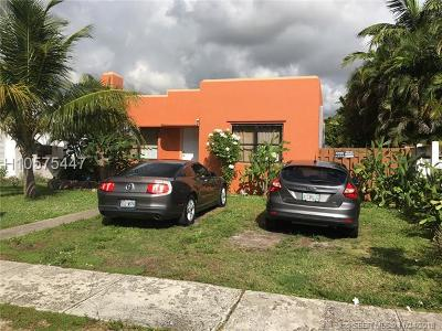 Dania Beach Single Family Home For Sale: 216 SW 5th St