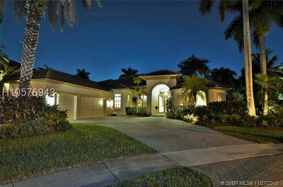 Miramar Single Family Home For Sale: 3641 SW 185th Ave