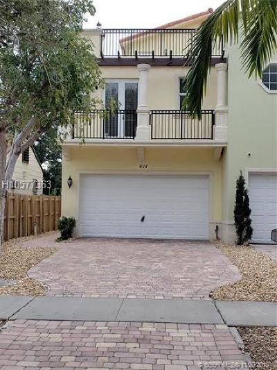 Fort Lauderdale FL Condo/Townhouse For Sale: $540,000