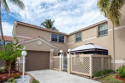 Hollywood Condo/Townhouse For Sale: 11165 Neptune Dr #11165