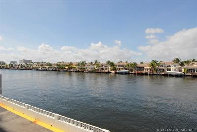 Hollywood Condo/Townhouse For Sale: 1400 S Ocean Dr #206
