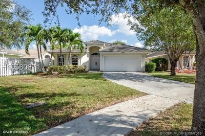 Sunrise Single Family Home For Sale: 10821 NW 35th Pl