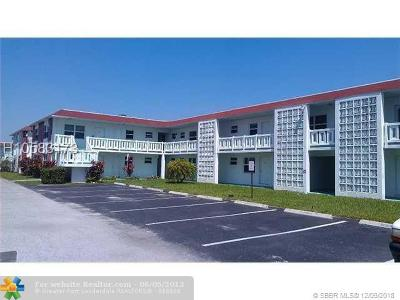 Lauderhill Condo/Townhouse For Sale: 1521 NW 43rd Ave #107