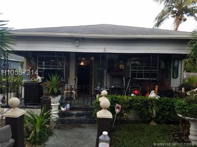 Dania Beach Single Family Home For Sale: 704 SW 7th St