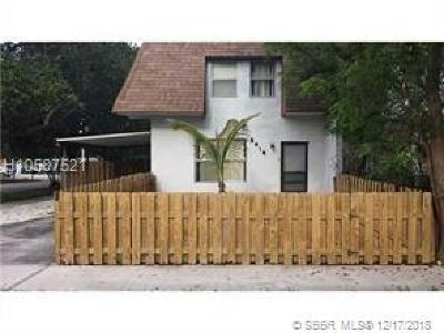 Fort Lauderdale Single Family Home For Sale: 5410 SW 44th Ter