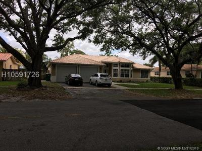 Cooper City Single Family Home For Sale: 8971 SW 52nd St
