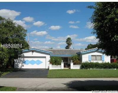 Miramar Single Family Home For Sale: 7809 Kismet St