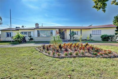 Dania Beach Single Family Home For Sale: 1502 SW 3rd Ave