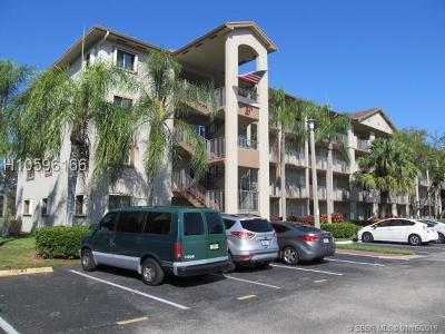 Pembroke Pines Condo/Townhouse For Sale: 750 SW 138th Ave #301F