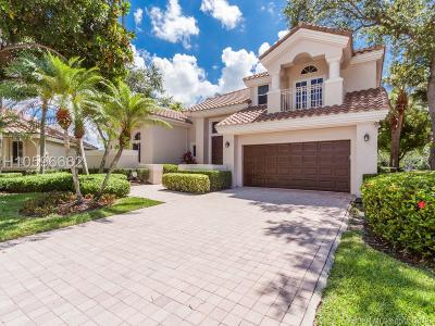 Weston Single Family Home For Sale: 2638 Oakmont