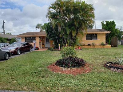 Miramar Single Family Home For Sale: 2311 Havana Dr