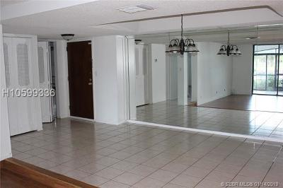 Lauderhill Condo/Townhouse Active Under Contract: 3760 Inverrary Dr #1P