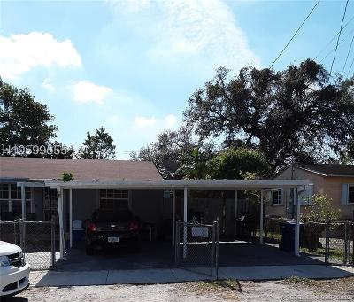 Miami FL Single Family Home For Sale: $205,000