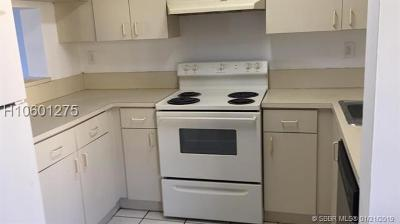 Miami FL Condo/Townhouse For Sale: $169,499