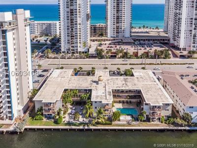 Hollywood Condo/Townhouse For Sale: 2200 S Ocean Dr #N-114