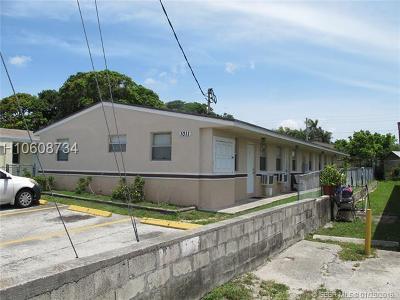 Hallandale Multi Family Home For Sale