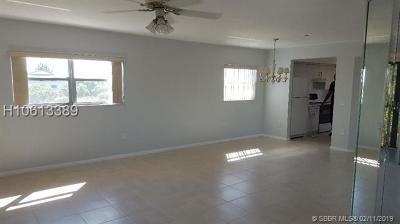 Pembroke Pines Condo/Townhouse For Sale