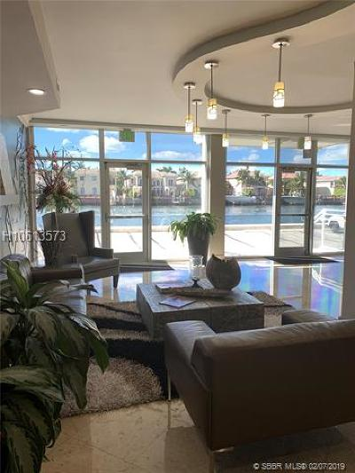 Hollywood Condo/Townhouse For Sale: 1500 S Ocean Dr #9G