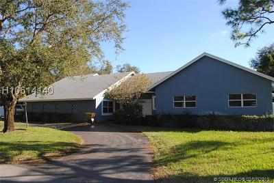 Pembroke Pines Single Family Home For Sale: 6800 SW 15th St