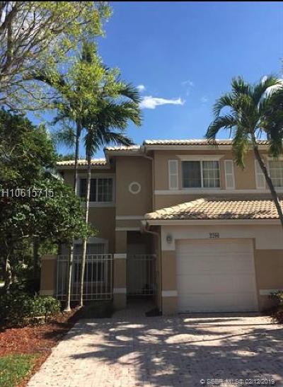 Pembroke Pines FL Condo/Townhouse For Sale: $315,000