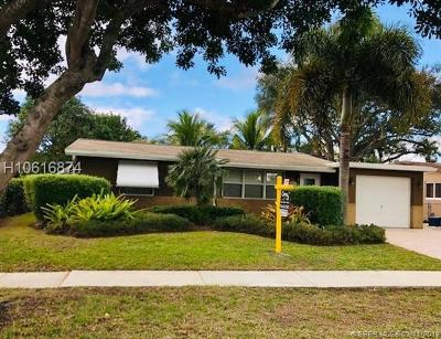 Cooper City FL Single Family Home Active With Contract: $369,900