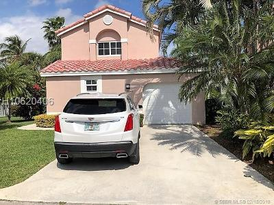 Dania Beach Single Family Home For Sale: 1350 SE 5th Ct