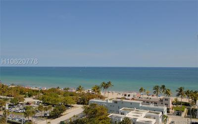 Hollywood Condo/Townhouse For Sale: 1501 S Ocean Dr #1201