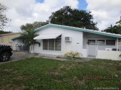 Miramar Single Family Home For Sale: 7561 Tropicana St