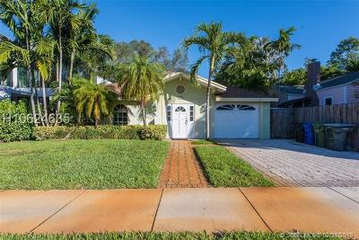 Fort Lauderdale FL Single Family Home For Sale: $699,917