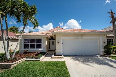 Miramar Single Family Home For Sale: 1829 SW 183rd Ter