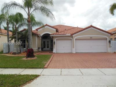 Miramar Single Family Home For Sale: 3646 SW 162 Ave.