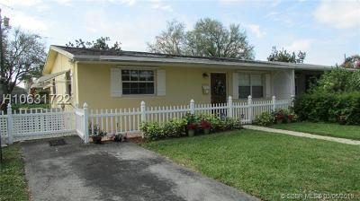 Cooper City Single Family Home For Sale: 9426 SW 52nd St