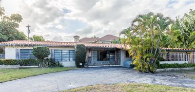 Fort Lauderdale Single Family Home Active Under Contract: 1717 Bayview Drive