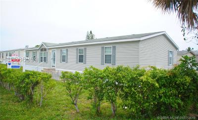 Dania Beach Single Family Home Active Under Contract: 2691 E Marina Dr