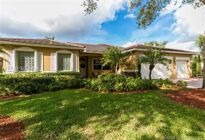 Pembroke Pines Single Family Home For Sale: 15993 SW 3rd St