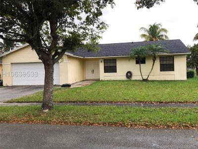 Miramar Single Family Home Active Under Contract: 2300 E Lake Miramar Cir